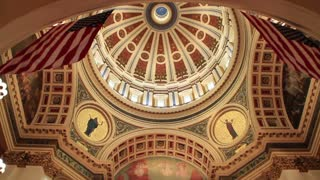 Pennsylvania State Capitol Building Interior