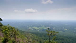 Pilot Mountain Time Lapse
