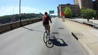 Pittsburgh Biker 2442