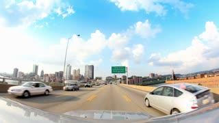 Pittsburgh Commute POV