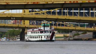 Pittsburgh Riverboat 2304