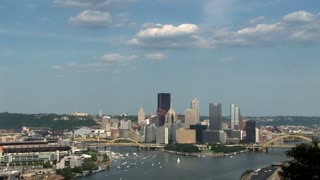 Pittsburgh Skyline 651 - Zoom In