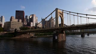 Pittsburgh Skyline from the Allegheny River