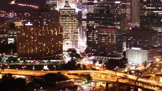 Pittsburgh Skyline Time Lapse Night 2514