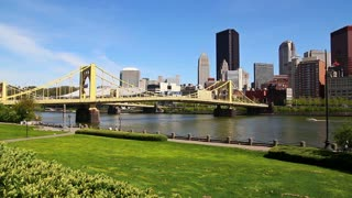 Pittsburgh Time Lapse 2446
