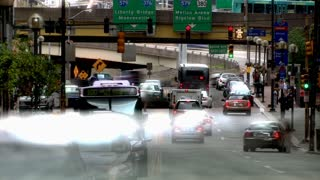 Pittsburgh Traffic 848 - Time Lapse