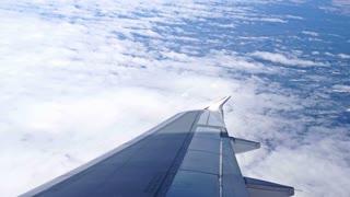 Plane Landing Time Lapse 2429