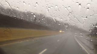 Rainy Day Drive