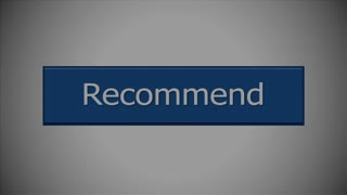 Recommend Button Animation