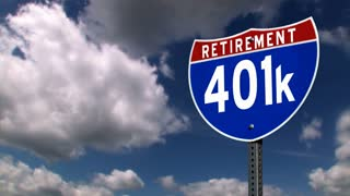 Retirement Sign Background