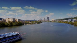 Riverboat in Pittsburgh 3607