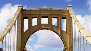 Roberto Clemente Bridge Time Lapse