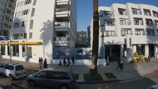 Santa Monica Establishing Shot