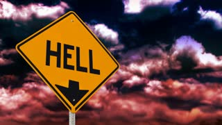 Sign from Hell 751