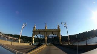Smithfield Street Bridge POV
