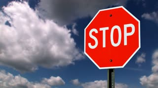 Stop Sign 748