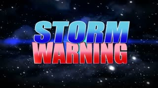 Storm Warning Background
