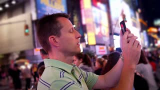 Times Square Photographer