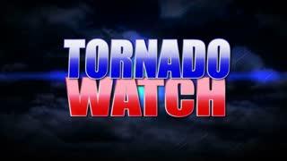 Tornado Watch Background