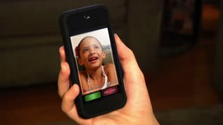Video Chatting on Smartphone 1821
