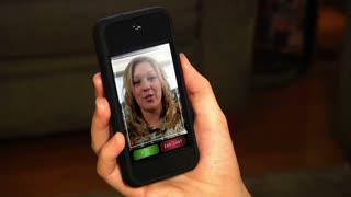 Video Chatting on Smartphone 1822