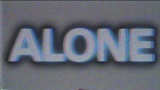"A set of three ""You Are Not Alone"" bad transmission graphic backgrounds. Loopable."