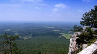 View from Pilot Mountain