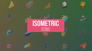 Isomertric Icons
