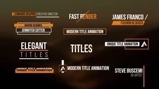 Modern Titles V 4