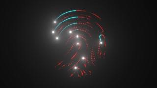 Fingerprint scan. PNG + Alpha channel.