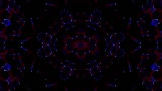 Color Particles Flickering