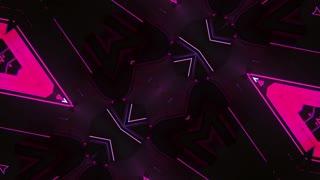 Curls Vj Loop Animation