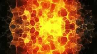 Energy Background Animation