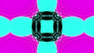 Kaleido Vj Loop Background