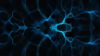 Space Energy Loop Animation