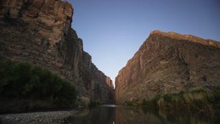 Big Bend National Park Santa Elena Canyon Sunrise Time Lapses