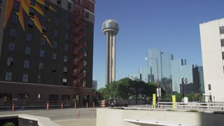 Dallas Reunion Tower Hyper Lapse