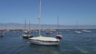 Monterey Bay Ships Harbor Port