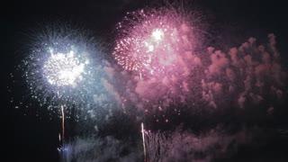 Most Beautiful Fireworks Display Celebration New Year Nagaoka Hanabi Japan 02