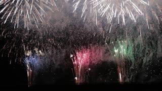 Most Beautiful Fireworks Display Celebration New Year Nagaoka Hanabi Japan 16