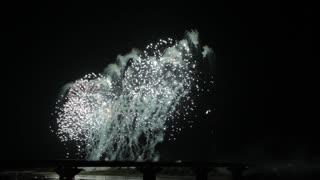 Most Beautiful Fireworks Display Celebration New Year Nagaoka Hanabi Japan 17