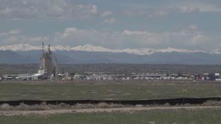 Rocky Mountain Arsenal National Wildlife Refuge Factory Building