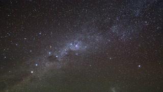 Sky Stars Starry Night Milky Way Time Lapse 01