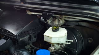 Checking the Brake Fluid