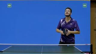 Fun Game of Table Tennis
