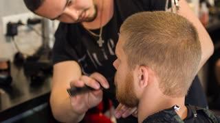 Hair Styling Beards