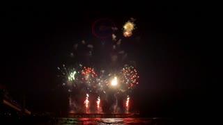 Holiday Fireworks Celebration