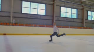 Jumping of the Figure Skater