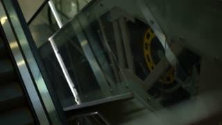 Mechanism of Escalator