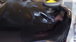 Restoring Cars Colors